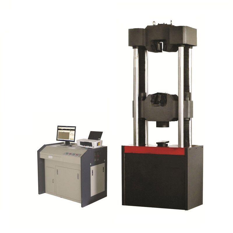 微机控制电液伺服足球直播章鱼直播体肓章鱼直播西甲巴萨WAW-600D
